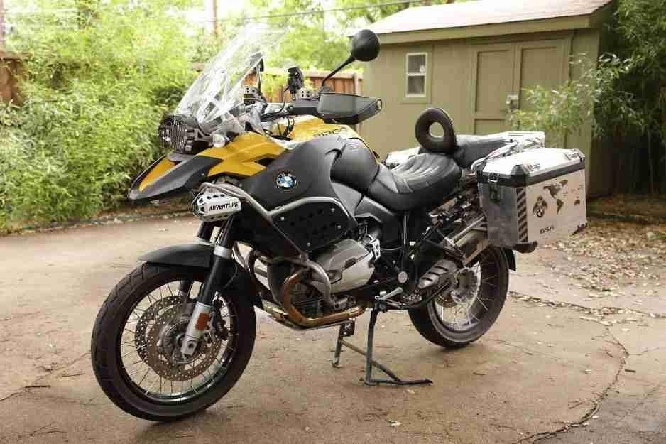 2010 BMW R1200GS Adventure