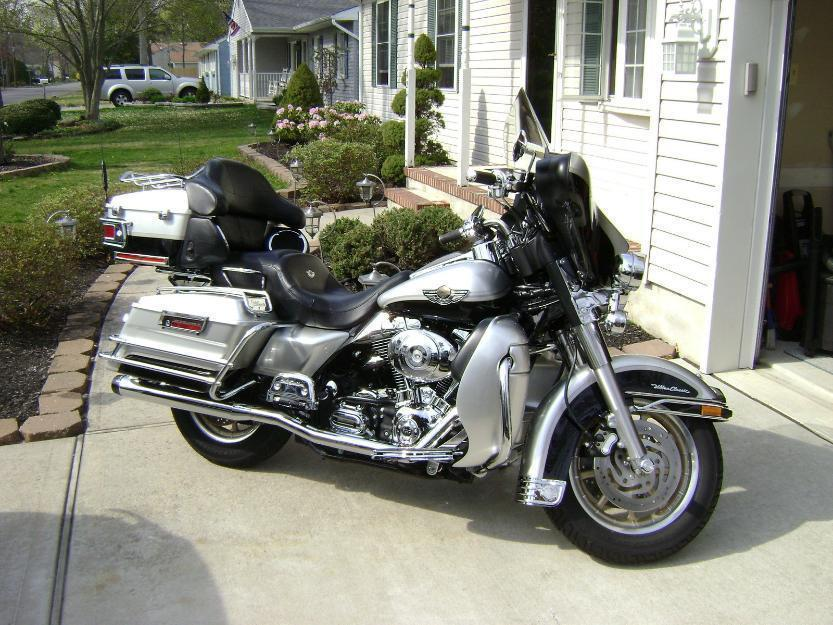 2003 Harley Davidson Ultra Classic 100th Anniversary Edition
