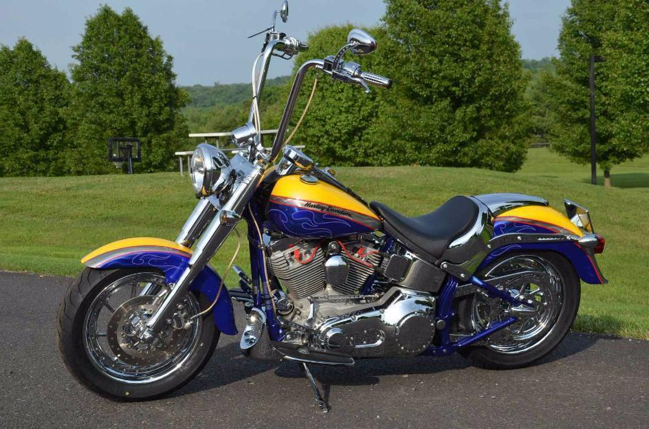 2006 HarleyDavidson Screaming Eagle Softail FatBoy