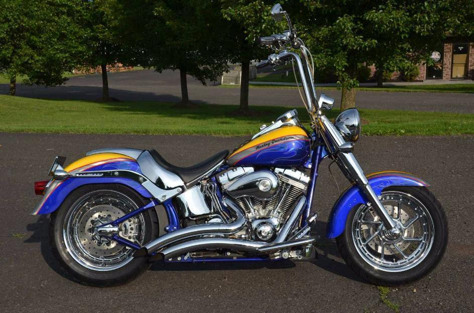2006 HarleyDavidson Screaming Eagle Softail FatBoy