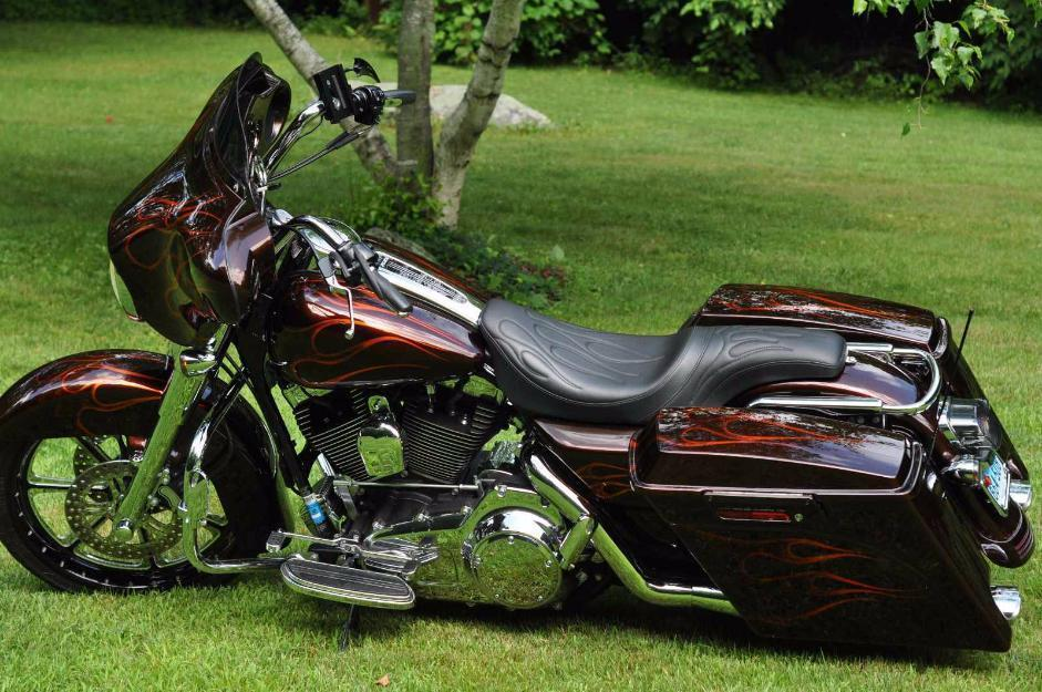 2007 HarleyDavidson Touring Custom HD Street Glide