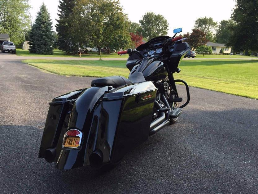 2013 harley davidson road glide custom bagger