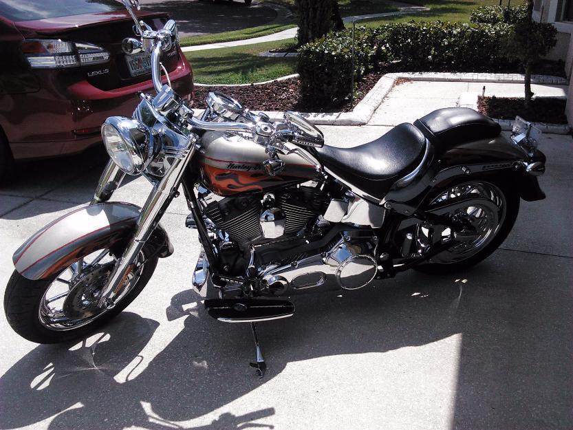 2006 HarleyDavidson Screamin Eagle Fat Boy