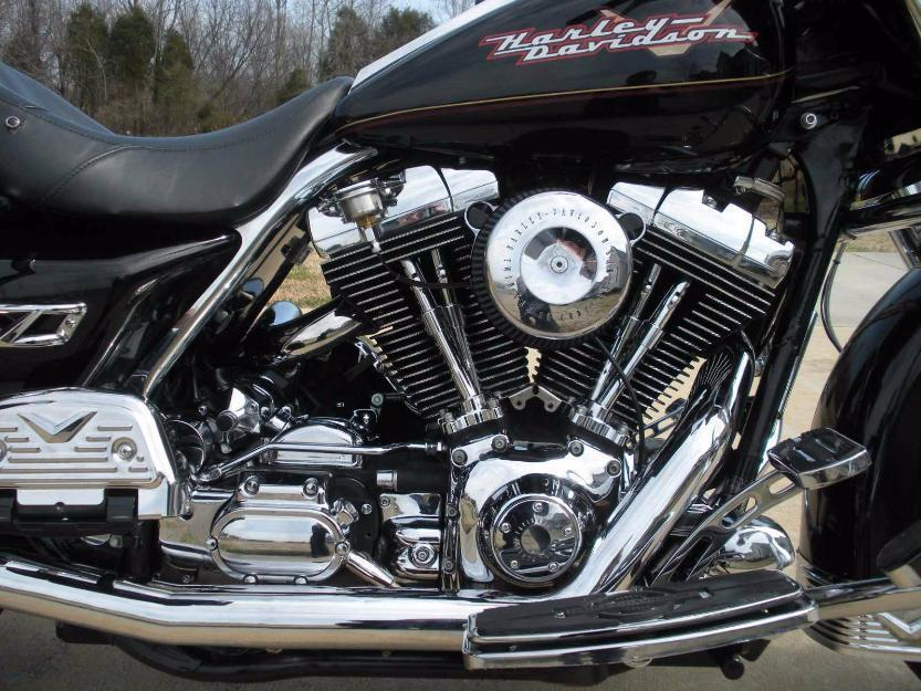 2002 HarleyDavidson Touring Road King