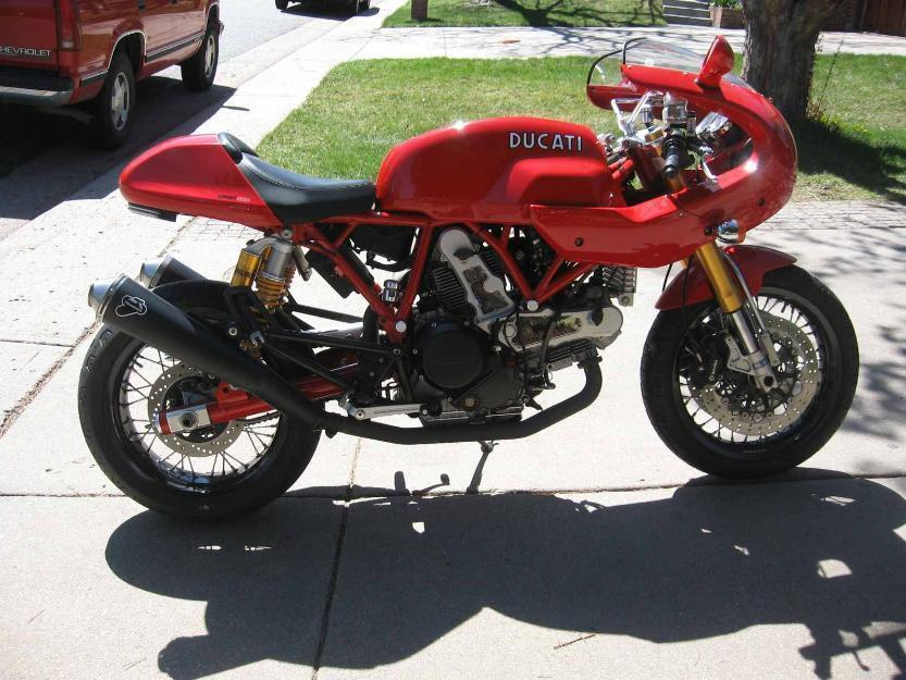 2008 Ducati Sport Classic 1000S