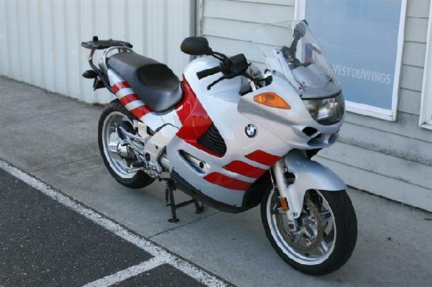 2002 BMW K1200RS - MotoSport
