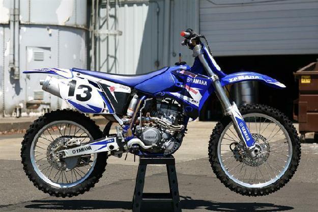 2003 Yamaha YZ250F - MotoSport
