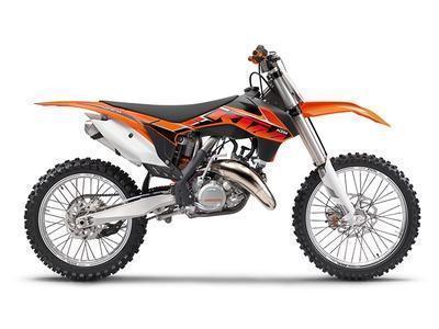 2014 KTM 125 SX - MotoSport