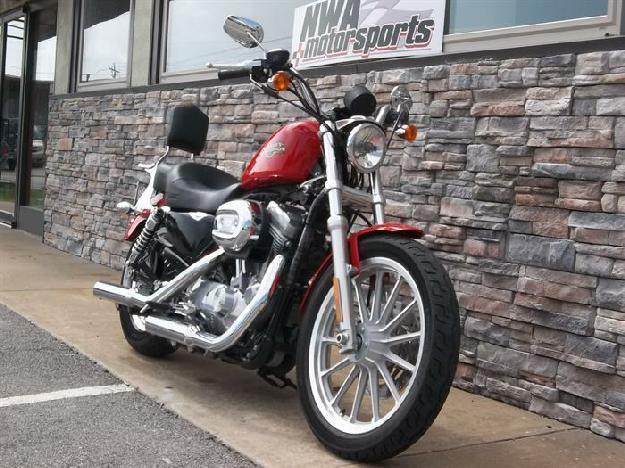 2010 Harley-Davidson Sportster 883 - NWA Motorsports