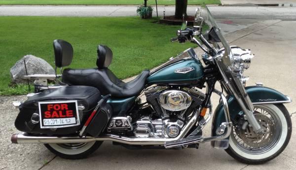 2002 Harley Davidson ROADKING