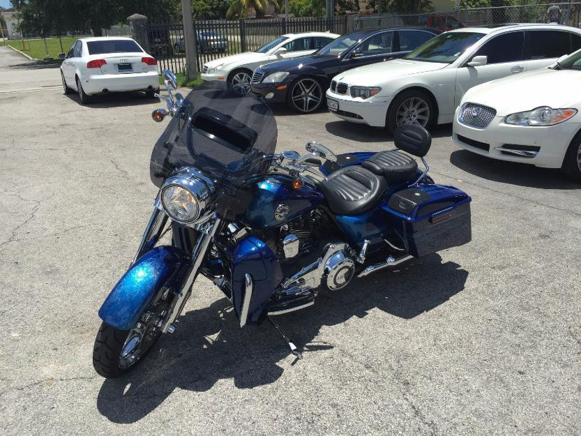 2013 HarleyDavidson Touring Eagle Road King CVO
