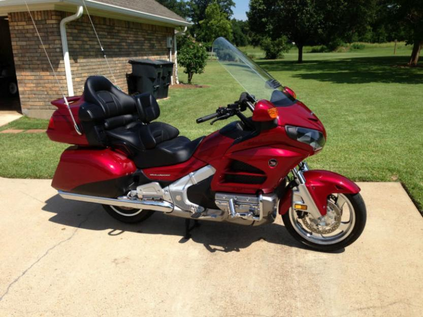 2012 Honda Goldwing GL1800