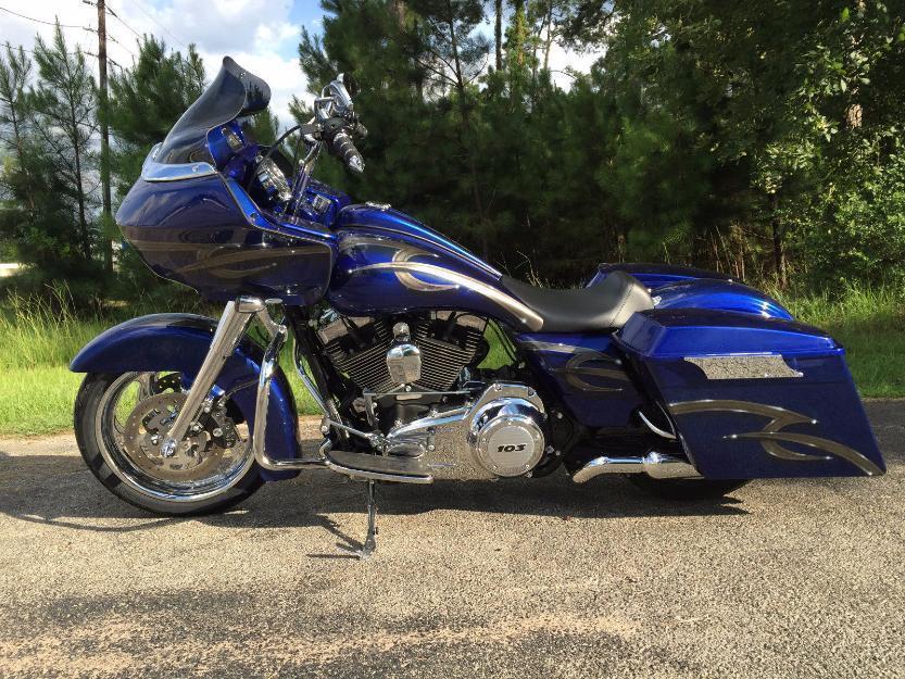 2012 HarleyDavidson Touring Road Glide FLTR Custom