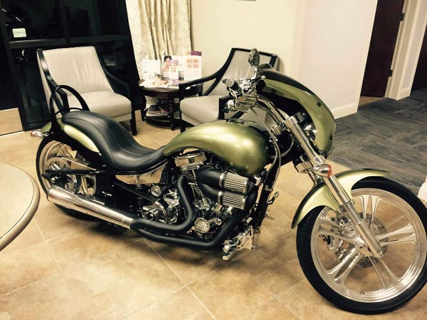 2002 Custom Built Motorcycles Chopper