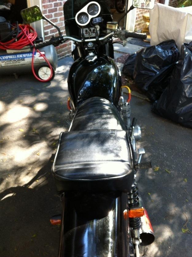 1978 kz1000 1260 cc highly modified motor