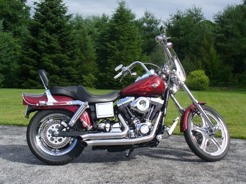 2002 HarleyDavidson Dyna FXDWG