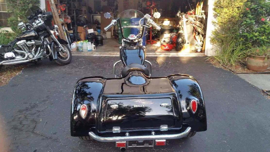 2006 Ridley AutoGlide Trike