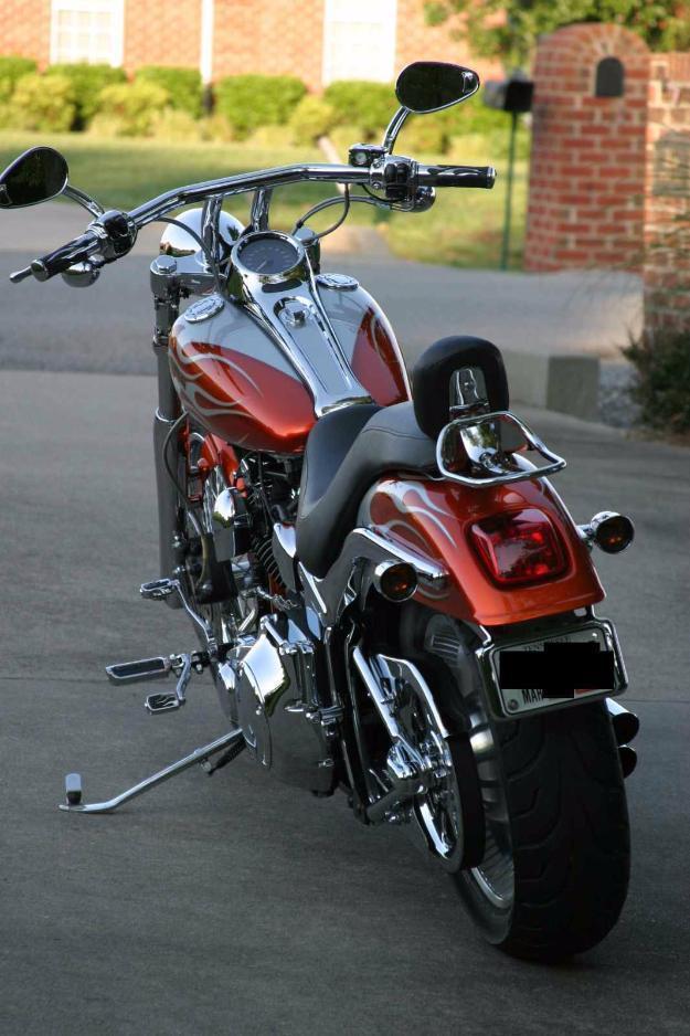 2004 HarleyDavidson FXSTDI Softtail Deuce