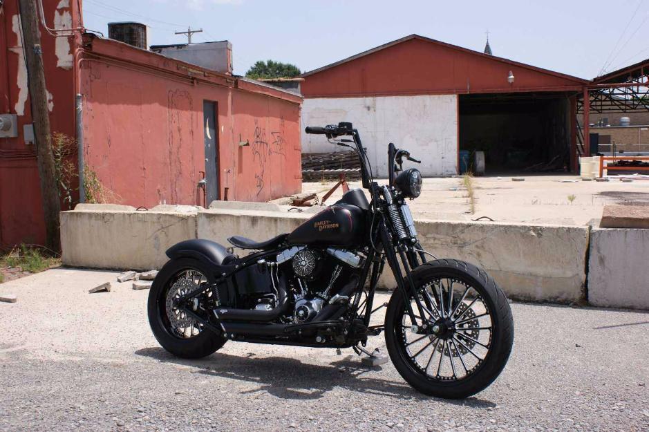 2010 HarleyDavidson Crossbones