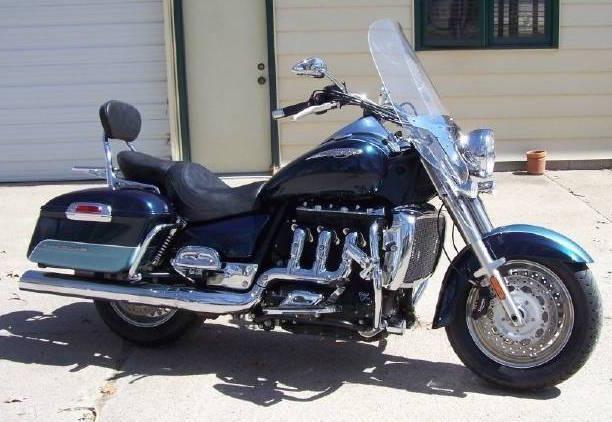 2009 Triumph ROCKET III