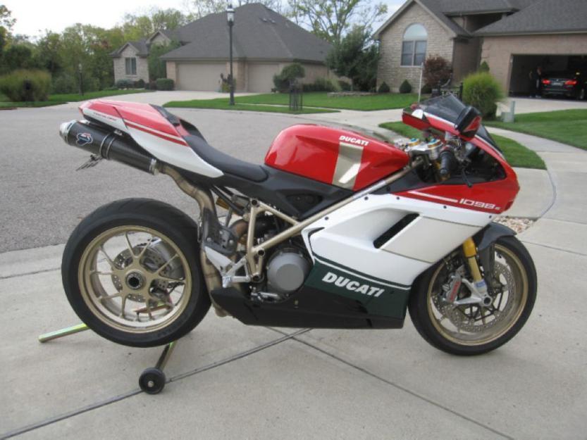 2007 Ducati Superbike 1098 Tricolore