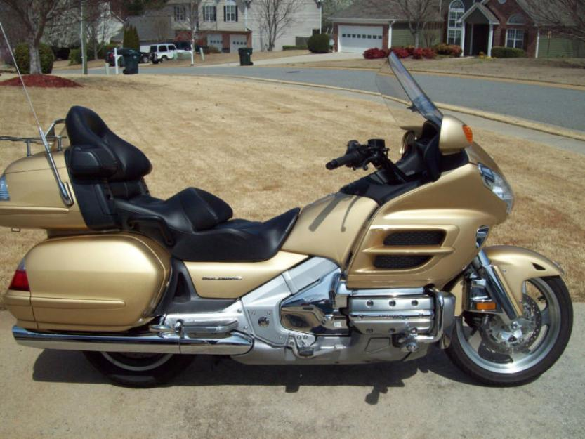 2006 Honda Goldwing GL1800