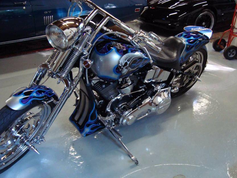 1999 HarleyDavidson Springer FXSTS