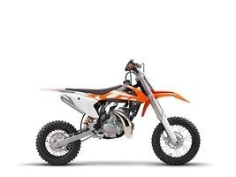 2016 KTM 50 SX - MotoSport