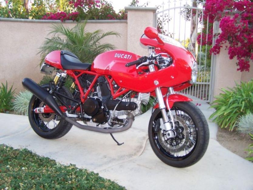 2007 Ducati Sport 1000