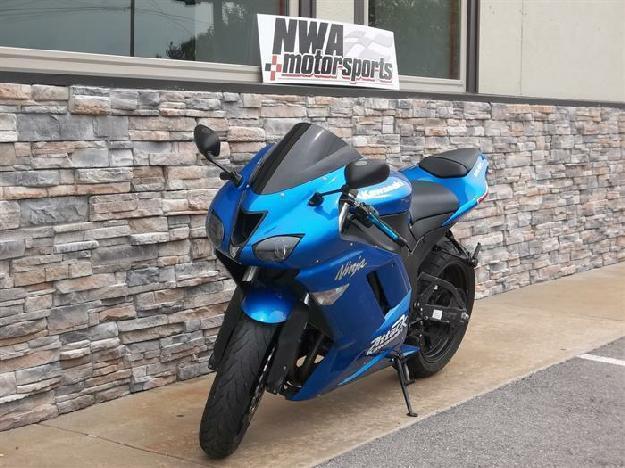 2008 Kawasaki Ninja ZX6-R - NWA Motorsports