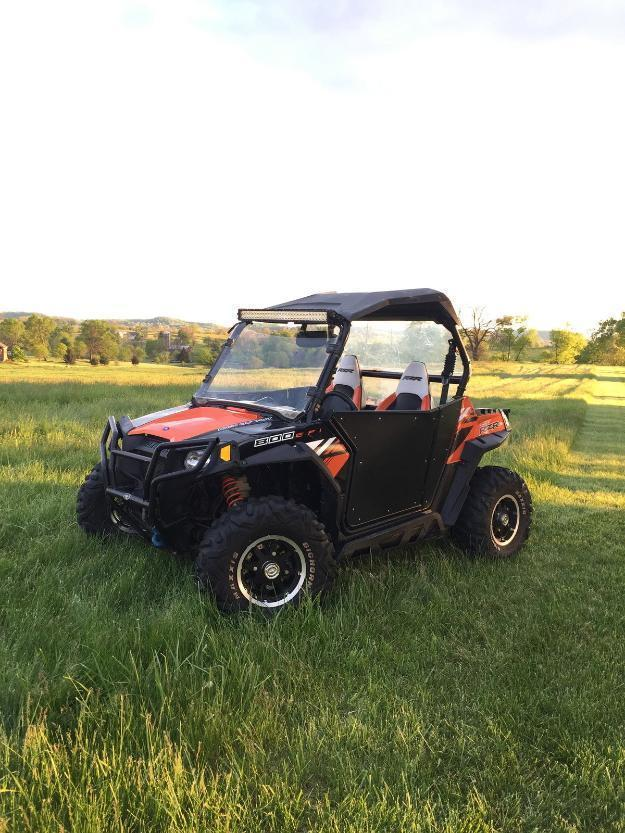 2011 Polaris RZR 800 S at $2500