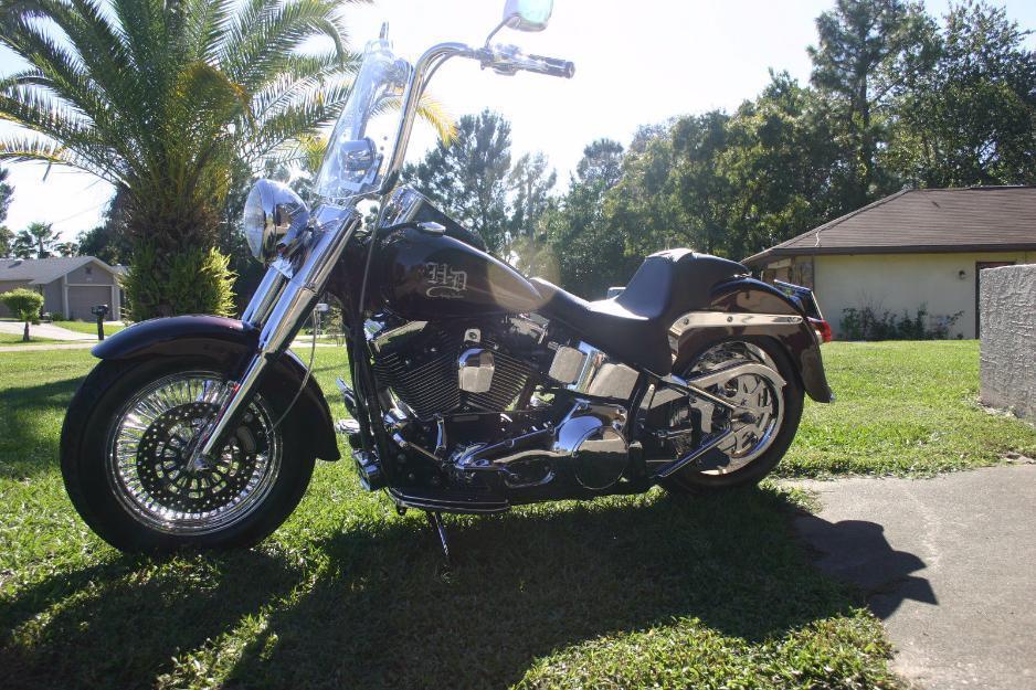 2002 HarleyDavidson FATBOY