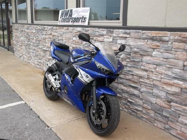 2004 Yamaha YZF-R6 - NWA Motorsports