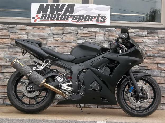 2007 Yamaha R6S - NWA Motorsports