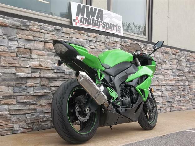 2009 Kawasaki Ninja ZX6-R - NWA Motorsports