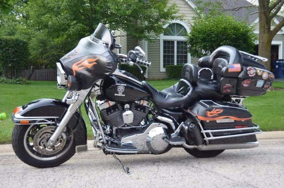 2006 HarleyDavidson Electra Glide Police FLHTPI