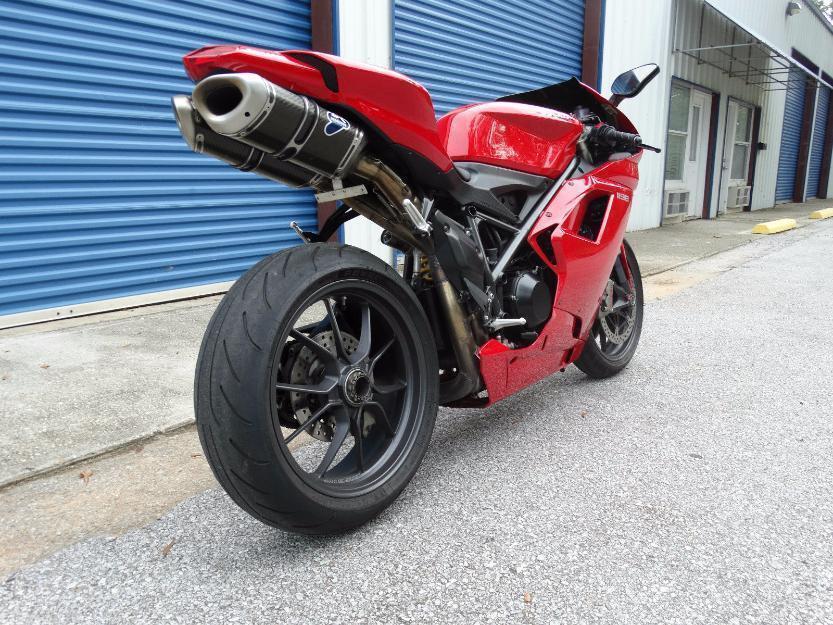 2009 Ducati 1198 Superbike