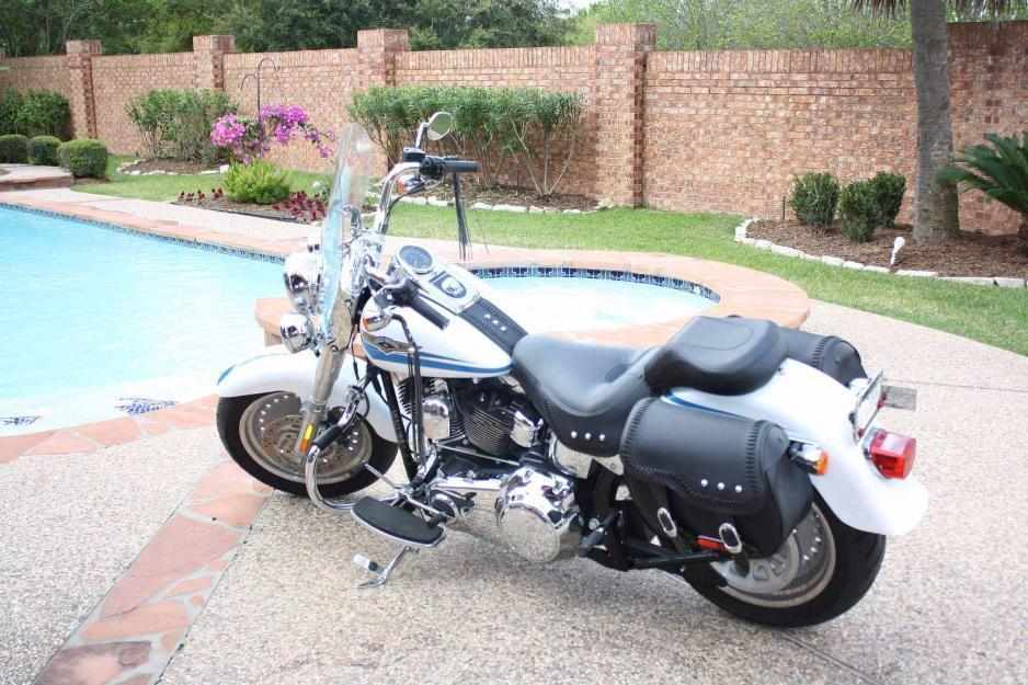 2007 HarleyDavidson Fat Boy FLSTF