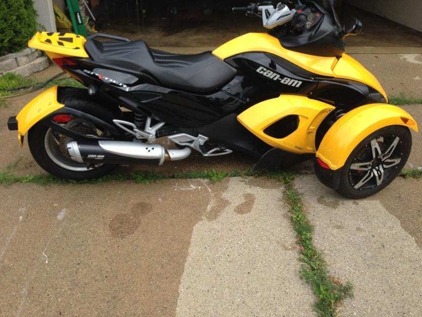 2008 CanAm Spyder GS