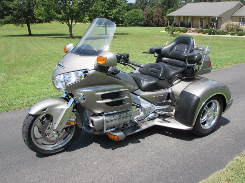 2003 honda goldwing gl1800 trike