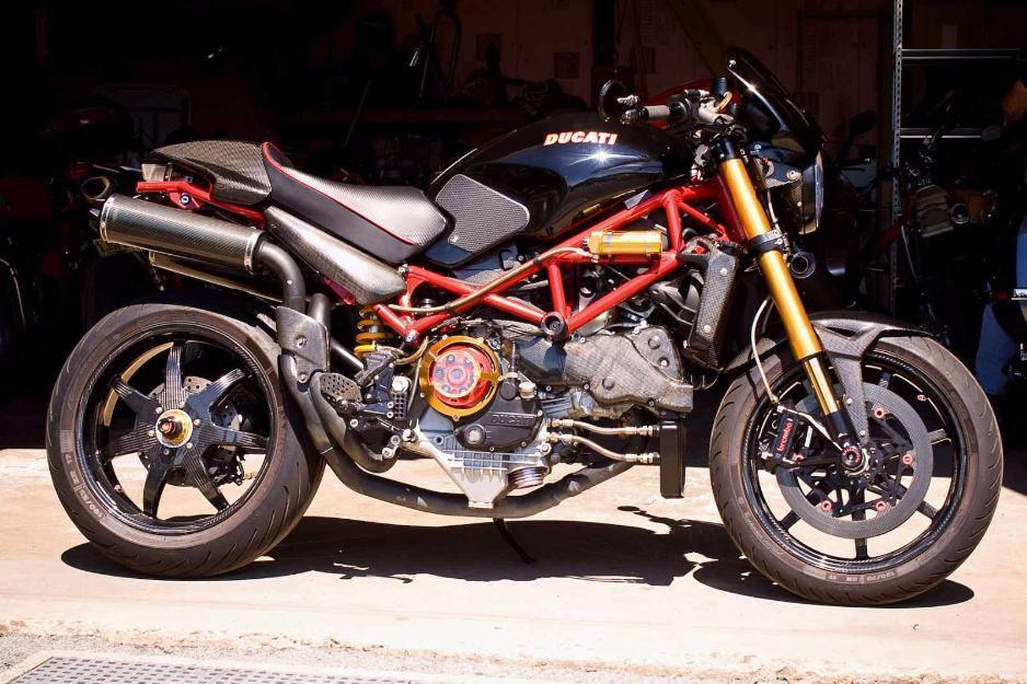 2007 Ducati Monster S4r