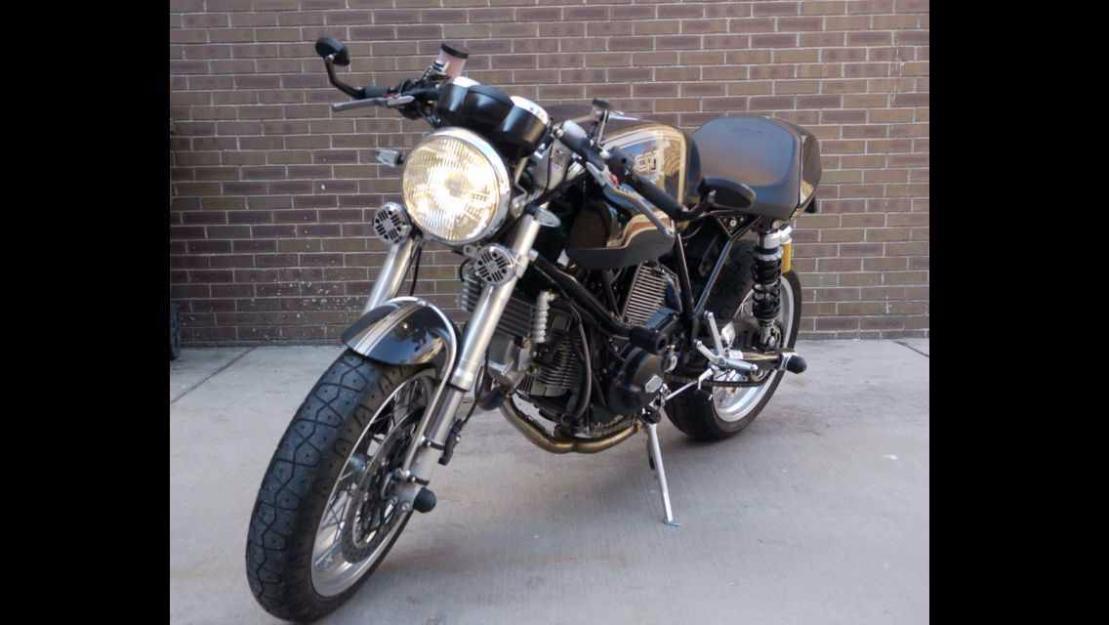 2007 Ducati Sport Classic 1000se Monoposto Limited Edition