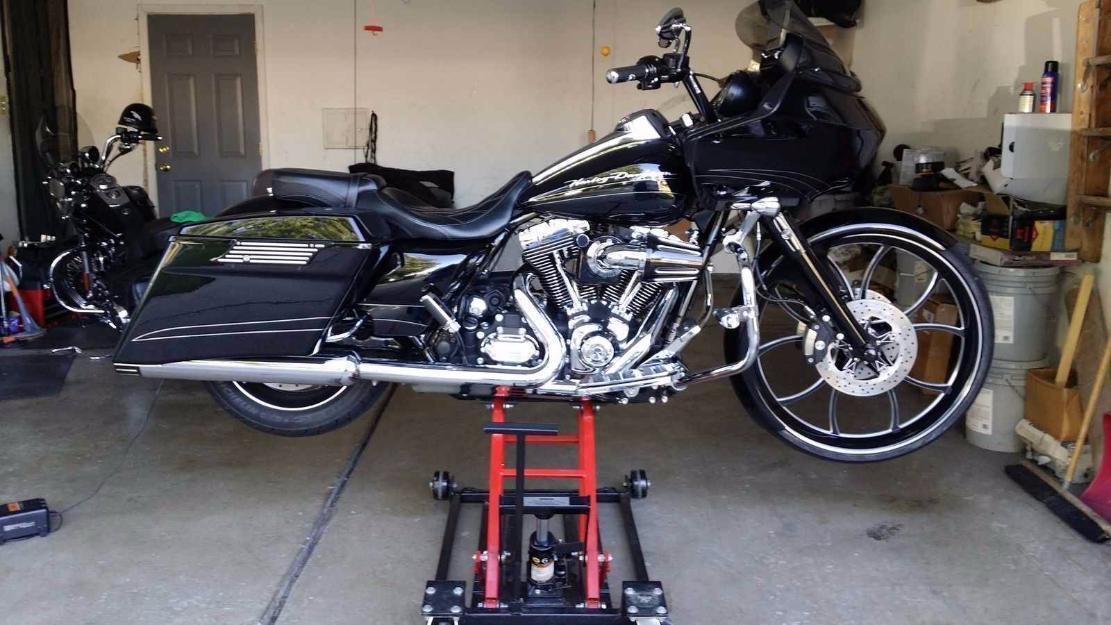 2013 HarleyDavidson Touring Road Glide