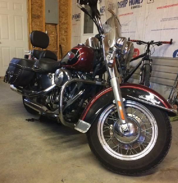 2000 Harley Davidson Heritage Softail